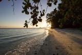 beautiful sunrise in Batanta island, raja ampat archipelago - 175744074