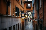 Venice Alley View - 175755804