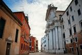 Venice courtyard church - 175756056