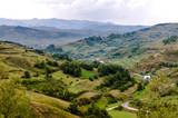 Mountains in Maramures region (Romania)