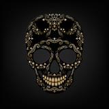 Skull ornament - 175770812