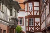 Fachwerkhäuser in der Altstadt von Neustadt a.d. Weinstrasse - 175778044