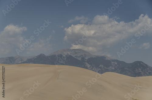 Keuken foto achterwand Cappuccino Sand Dune