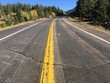 Road in Colorado at autumn - 175784026