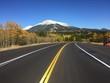 Road in Colorado at autumn - 175784667