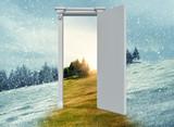 Opened door to another season - 175792437