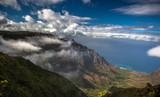 Beautiful Na Pali Coast on the Hawaii, Kauai island - 175795860