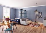 The Modern interior - 175797859