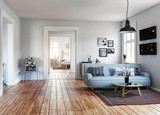 The Modern interior - 175798030