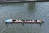 Barge from above - 175837835