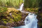 Krimml Waterfalls High Tauern National Park Austria