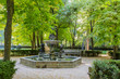 the Gardens of Aranjuez, in the Spanish province of Castilla and Mancha