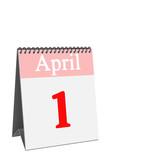 1. April, Kalender - 175862038