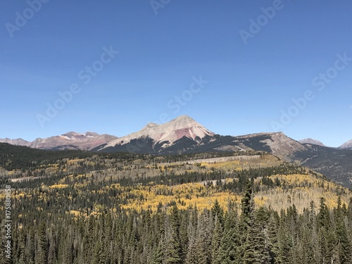 Engineer Rocky Mountain Fall Colors