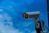 CCTV camera in home village - 175887091