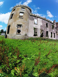 Old Castle in ruins in Ireland - 175896294
