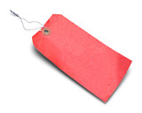 Old Red Tag - 175897630
