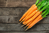 Fresh and sweet carrot - 175906835