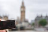 Tourist taking pictures at London Bridge - 175916070