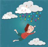 flaying dream rain - 175916450