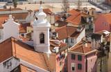 Toits de l'Alfama - Lisbonne