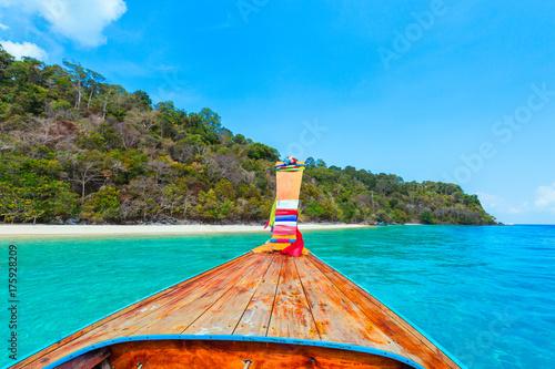 Staande foto Tropical strand krabi,thailand