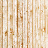 Bright yellow wood planks - 175962273
