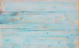 Turquoise wooden texture - 175971237