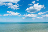 Adriatic sea, Apulia coast , Italy. - 175973088