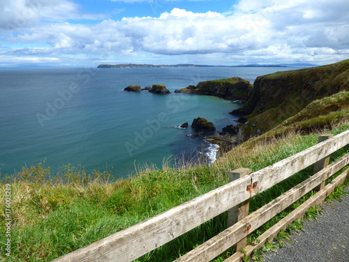 Foto op Plexiglas Blauwe jeans Irish cliffs
