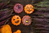 Halloween ciastka - 176004219
