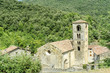 sight of the medieval people of Beget in Gerona, Spain