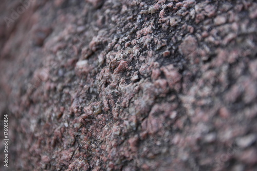 Tuinposter Stenen The texture of granite in retro style for the designer