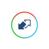 Rainbow Style App Icon - 176021460
