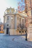 Fototapety Santiago city architecture