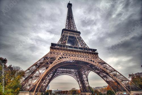 Fotobehang Eiffeltoren France