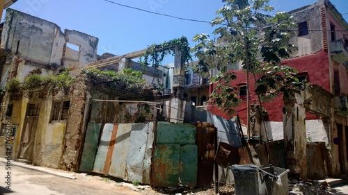 Papiers peints Havana Old buildings in Havana