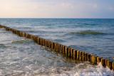 Buhnen an der Ostsee - 176061048