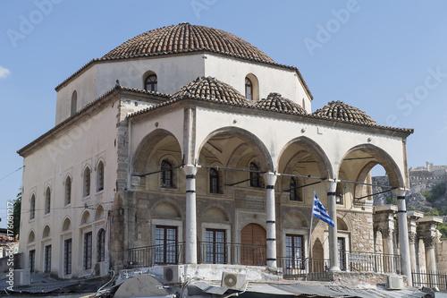 Papiers peints Athenes Tzistarakis Moschee in der Plaka, Athen