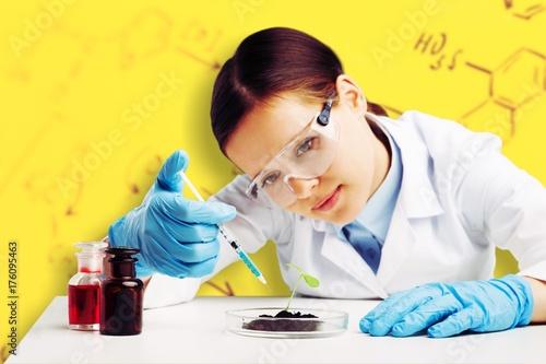 Sticker Laboratory.