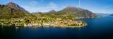 Menaggio - Lago di Como (IT) - Vista aerea panoramica - 176102224