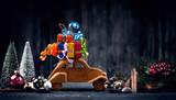 Weihnachtsgeschenke für Heiligabend - 176111884
