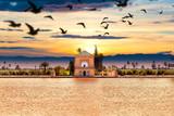 Jardin de Menara. Viajes y aventuras por Marruecos. Arquitectura y sitios de interes en Marrakech. - 176119828