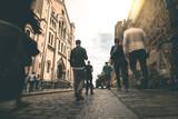 Streets of Montmartre - Paris - 176144015