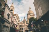 Streets of Montmartre - Paris