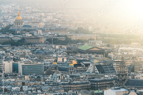 Over the Rooftops - Paris