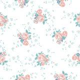 wallpaper seamless flower pattern