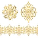 Seamless ornament set - 176150665