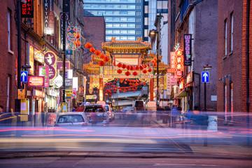 Chinatown Manchester UK