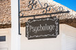 Schild 248 - Psychologe